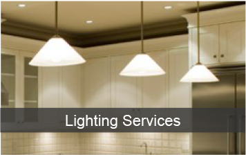 Lighting electrician nottingham derby
