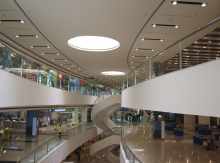Shop Retail Lighting installer in Nottingham Derby