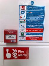 Fire alarm installer and maintenance in Nottingham